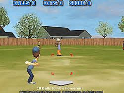Backyard Sports Sandlot Sluggers Game   FunGames.com