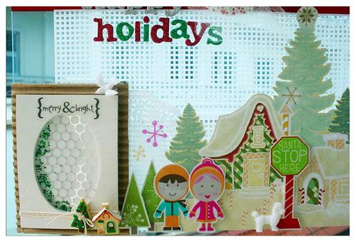Happy holidays closeup3