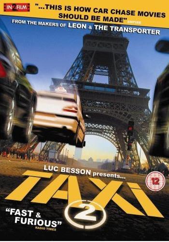 Hasil gambar untuk Taxi.2.2000