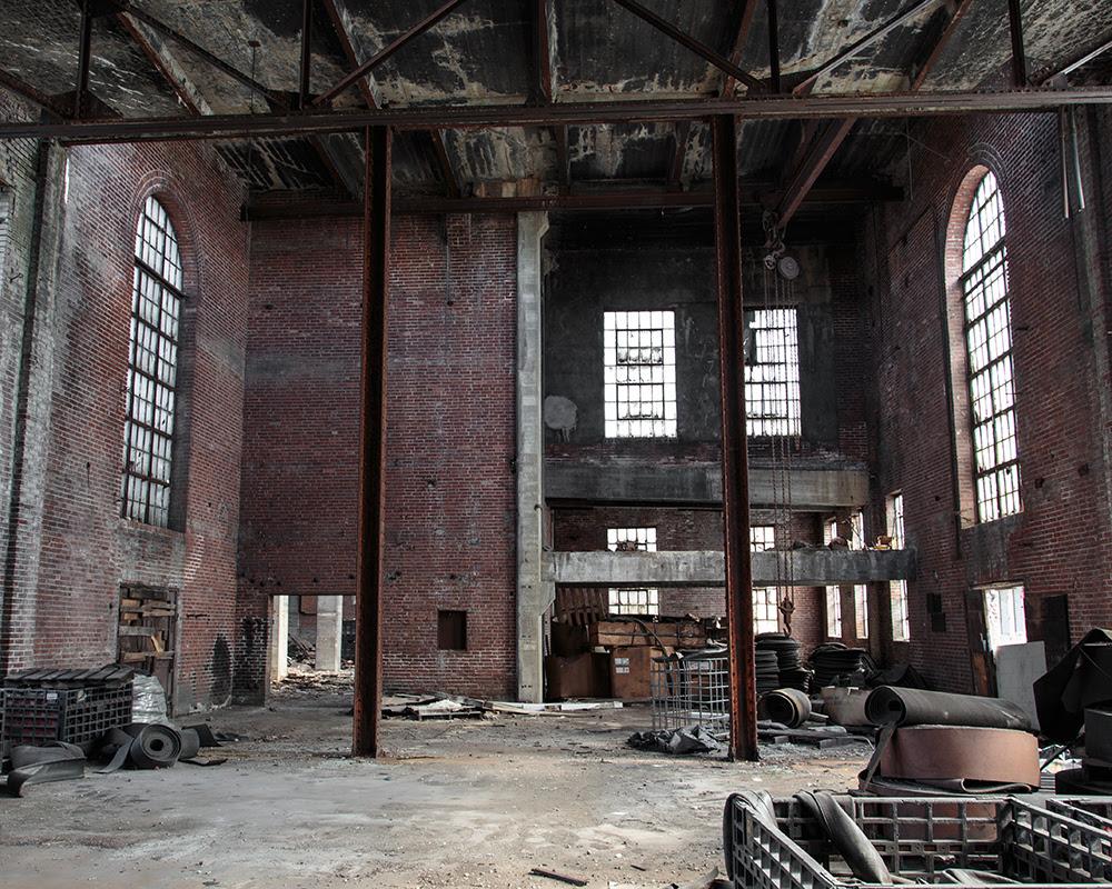 Unknown Industrial Buildings © 2015 sublunar