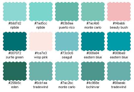 saturday palette