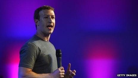 Facebook's Mark Zuckerberg makes the Forbes top 20 rich list