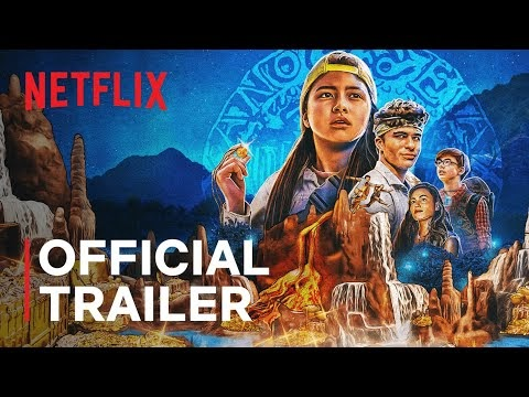 Finding Ohana : A Netflix kids treasure hunting movie