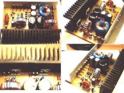 TDA7294 SG3525 Dự án Anfi tự động SMPS cung cấp