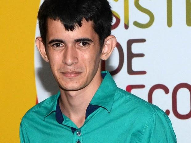 Jacintho George Ficagna, 17, aluno da Escola Estadual Tancredo Neves, do município de Placas, no sudoeste do estado. (Foto: Divulgação/Seduc)