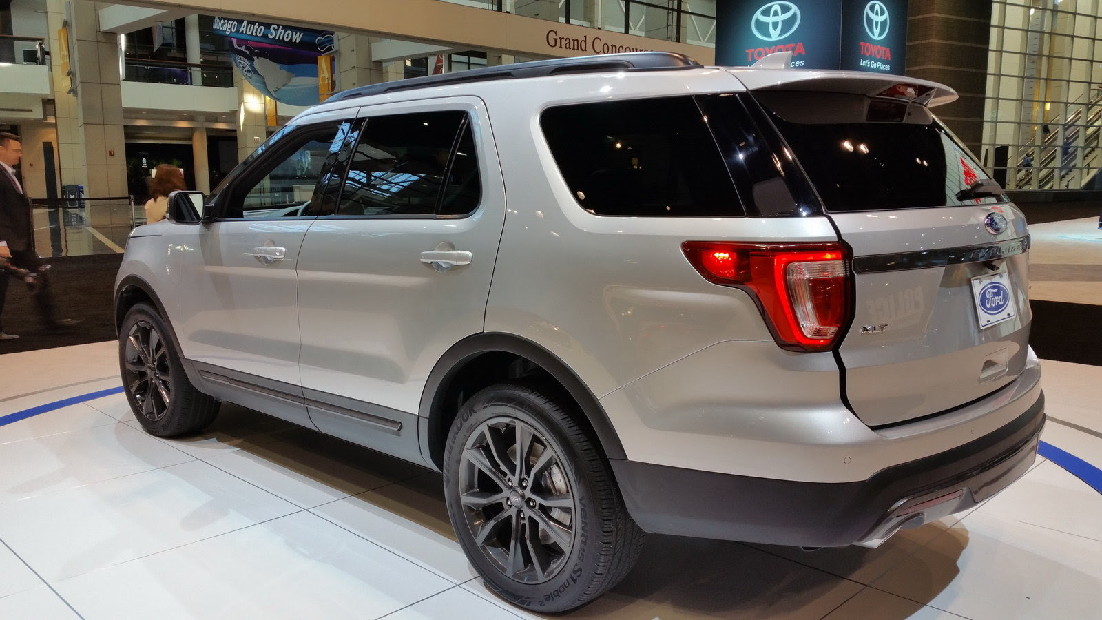 Ford 2017 Explorer | 2017 - 2018 Best Cars Reviews