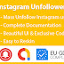 InstaUnfollow – Instagram Unfollower Tool
