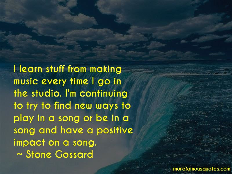 Making Positive Impact Quotes Top 5 Quotes About Making Positive