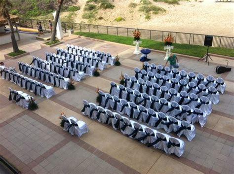 Blue Marlin Ballroom Beach view Wedding Reception