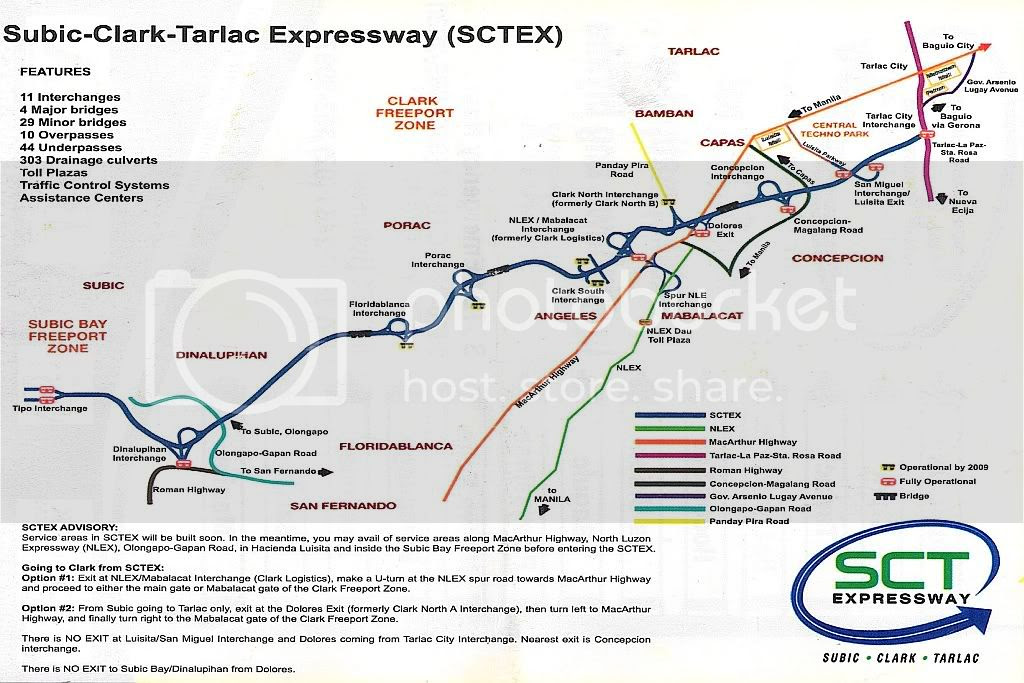 SCTEx Map