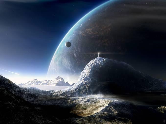 88 Gambar Allah Menciptakan Alam Semesta Terbaik