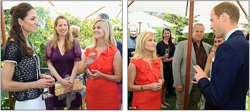 Royal snail  Kate races ahead with her painting at Inner-City Arts  campus whilst William is slow off the mark  20
