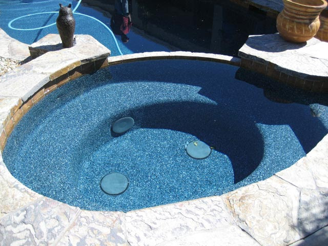 Maximum Pools Pool Plastering Spa Plastering 3m Colorquartz Pool