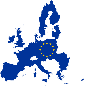 European Union as a single entity and the star...