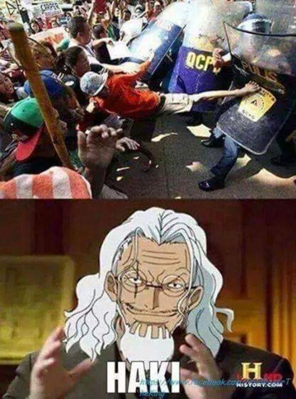 Haki  One Piece  Know Your Meme