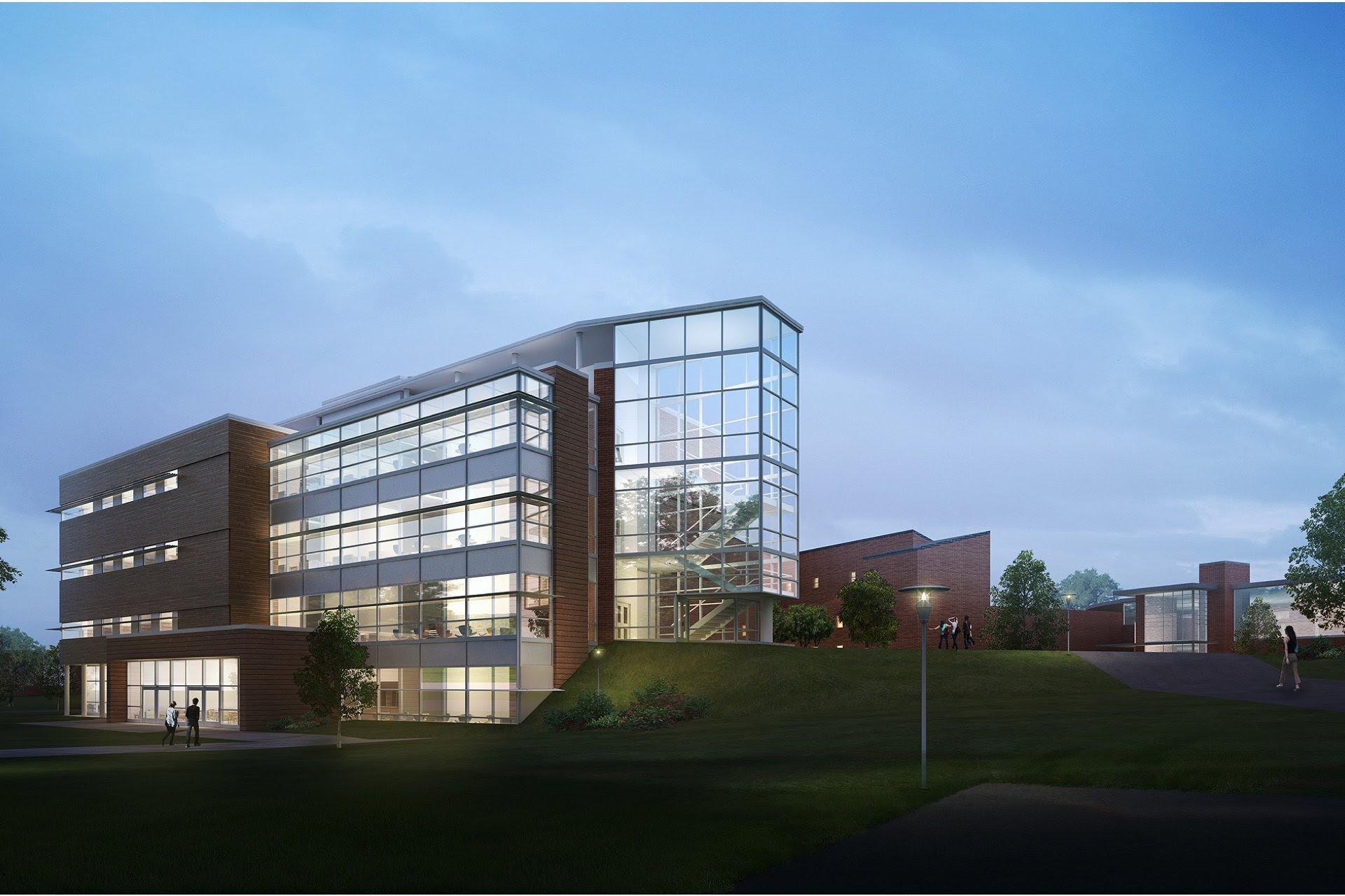 Newtown Campus Science Building Conceptual Design, Bucks ...