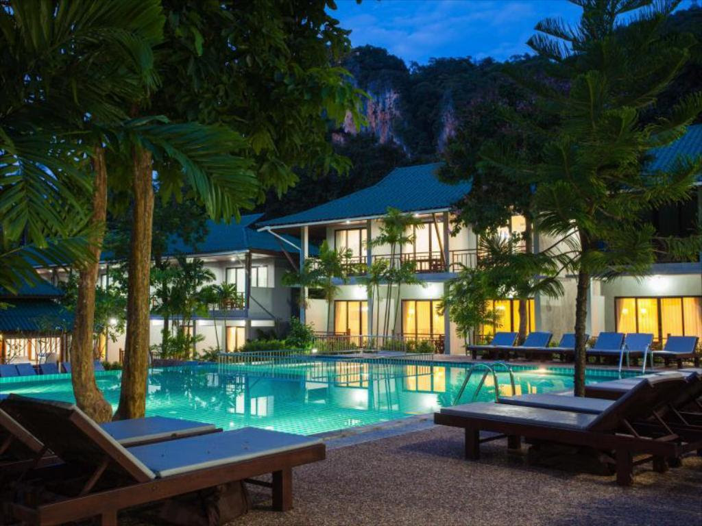 Dream Valley Resort in Krabi  Room Deals Photos  Reviews