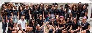 Favela é Fashion mostra os encantos da moda africana na Casa de Cultura Laura Alvim