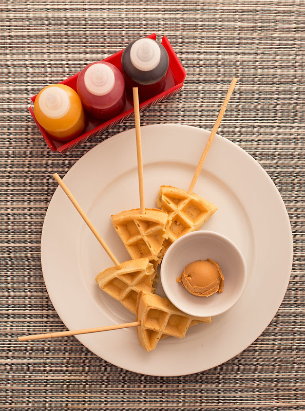 Waffle Dipping Sticks