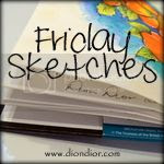 Friday Sketches Button