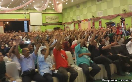 'Team B' Umno dapat sambutan hangat di Jitra, Kedah