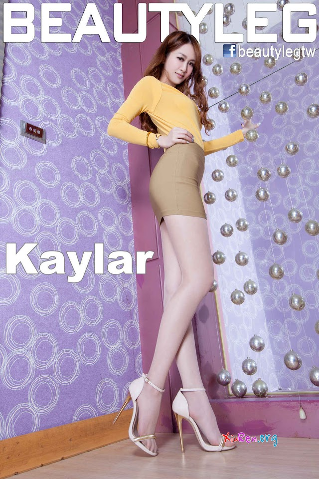 [beautyleg] No.1010 Kaylar 60P