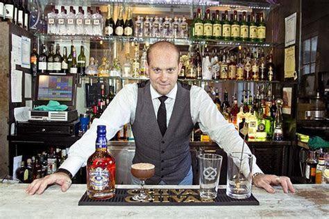 Chivas Bartender Profile: Aaron Male of Brassaii   Notable