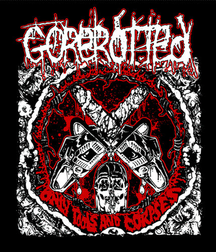 Funeral Noise Gorerotted Only Tools And Corpses