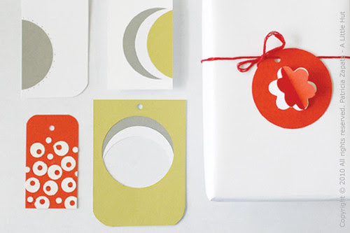 gift tags - part 2