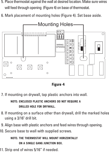 Robertshaw 9420 Thermostat Wiring Diagram