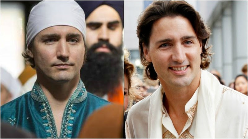 As if donning shalwar kameez and green eyes wasn't enough, the new PM also identifies as a feminist