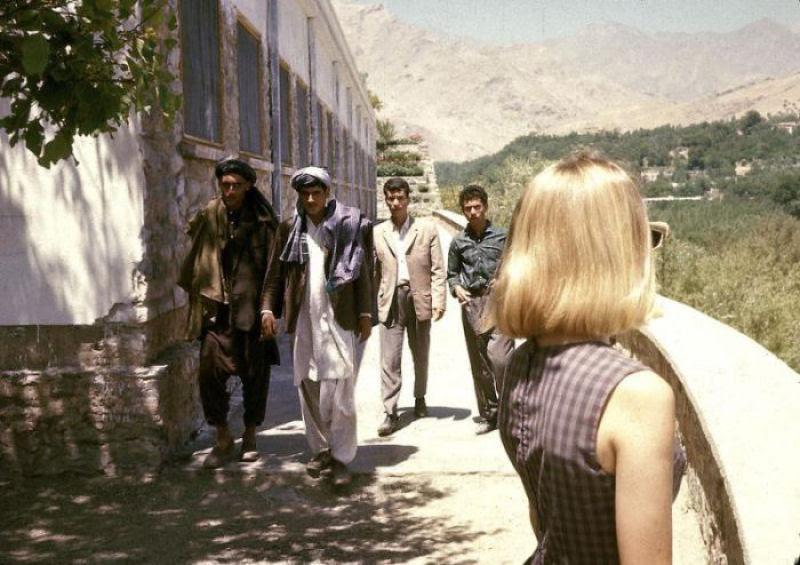 Galeria de fotos do Afeganistão dos anos 50 e 60 42