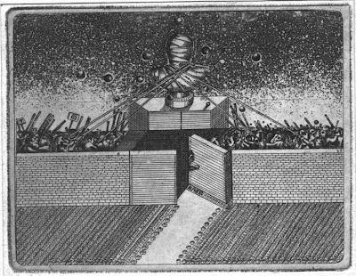 Aleksandr Aksinin modern illustration