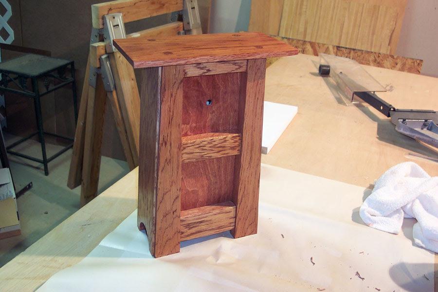 Craftsman Mantel Clock Plans