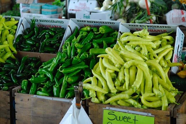 Health Benefits Of Green Chili :