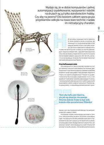 My work in VOX Magazine!