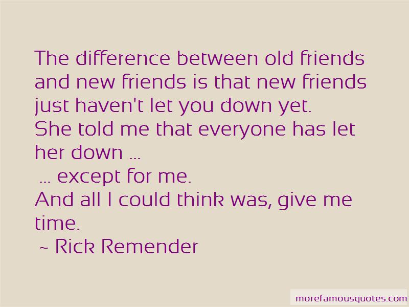 Quotes About Old Friends And New Friends Top 22 Old Friends And New
