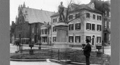 The Confederate Memorial in Alexandria, Virginia