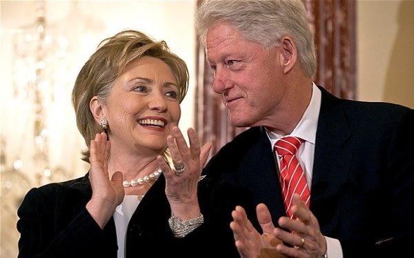 Image result for Clintons Defaced Walls, Stole Furniture and Much Much Worse