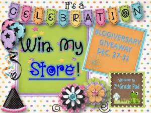Win My STORE!!!!