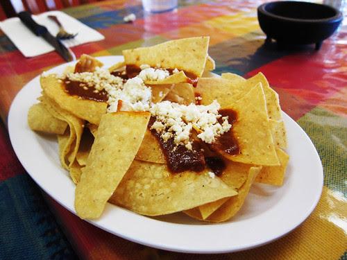 Oaxacan Food, Ice Cream and Raspado Tasting at Guelaguetza and Natura
