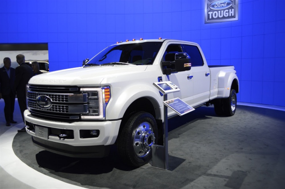 Ford F450 2017 | 2017 - 2018 Best Cars Reviews