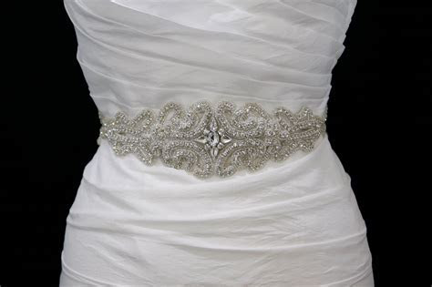 Wedding Dresses with Belt Ideas ? Designers Outfits Collection