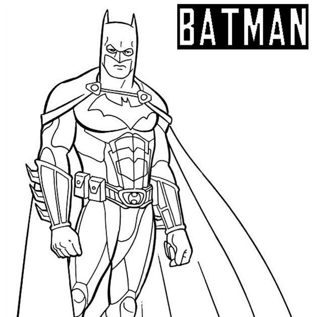 gratis malvorlagen batman  amorphi