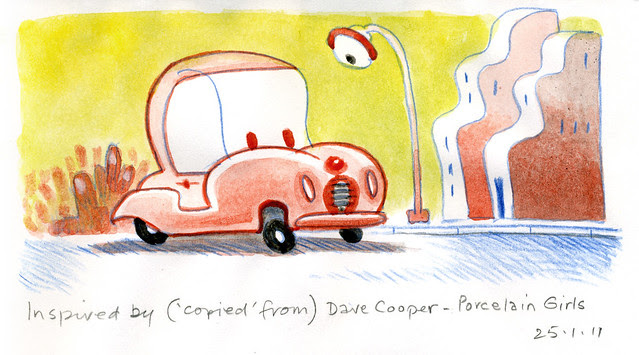 Dave Cooper Car