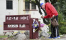 Officials tight-lipped in attack on California veterans home