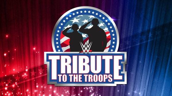 Watch WWE Tribute to the Troops 2020 6th December 12/6/20 Online Full Show Free