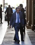 Il vicepresidente del Senato Maurizio Gasparri