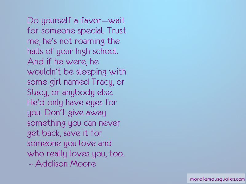 Quotes About Your Someone Special Top 48 Your Someone Special