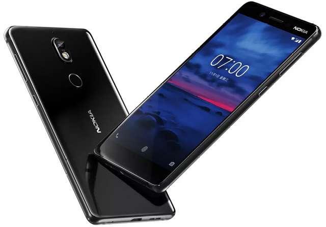 HMD Nokia 7